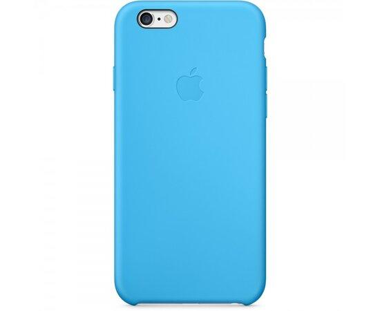 """Силиконовый голубой чехол """"Apple"""" Silicone Case (HC) для iPhone 6 Plus/6S Plus"""