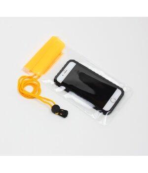 """Водонепроницаемый чехол """"Waterproof"""" желтый для iPhone"""