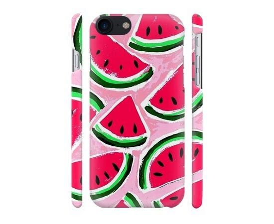 """Чехол """"iDAY"""" пластиковый для iPhone 7/8 Арбузы арт"""