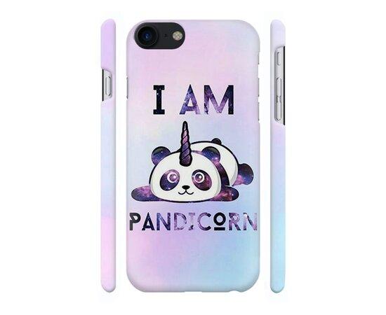 """Чехол """"iDAY"""" пластиковый для iPhone 7/8 Pandacorn"""