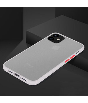 "TPU чехол LikGus Maxshield для Apple iPhone 11 Pro Max (6.5"") Матовый"