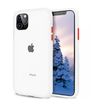 "TPU чехол LikGus Maxshield для Apple iPhone 11 Pro Max (6.5"") Прозрачный"