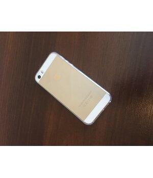 """Чехол """"GOOSPERY"""" силиконовый для iPhone 5/5S/SE прозрачный"""