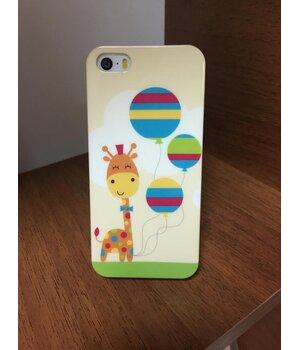 """Чехол """"Comma"""" пластиковый для iPhone 5/5S/SE Baloon"""