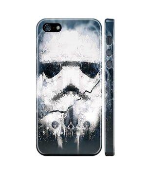 """Чехол """"iDAY"""" пластиковый для iPhone 5/5S/SE Штурмовик"""