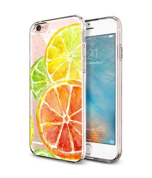 """Чехол """"Цитрусы"""" силиконовый для iPhone 7/8"""
