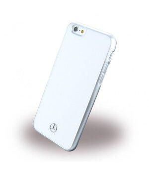 "Чехол ""CG Mobile"" пластиковый для iPhone 6/6S Mercedes белый"