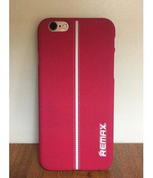 """Чехол """"Remax"""" силиконовый для iPhone 6/6S Sport розовый"""