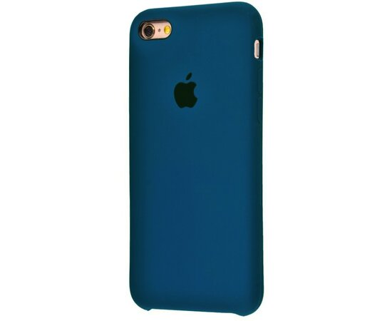 "Силиконовый чехол ""Apple Silicone Case"" Cosmos Blue (HC) для iPhone 6/6S"