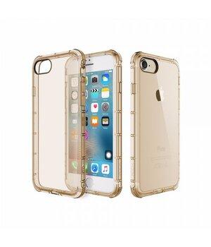 """Чехол """"Rock"""" силиконовый для iPhone 7/8 Fence Series Protection золотой"""