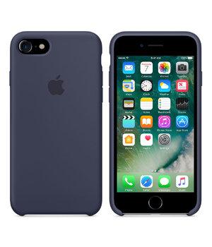 "Чехол ""Apple"" Silicone Case для iPhone 7/8 Midnight Blue (HC)"