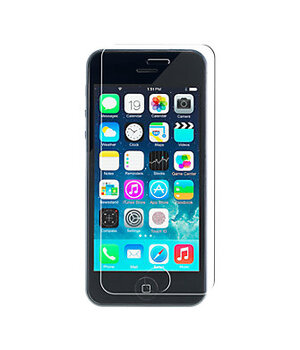 Прозрачное стекло ultrathin 0.2 mm REMAX PLUS для iPhone 5/5S/SE/5C