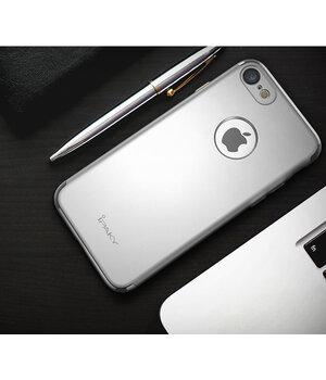 """Противоударный чехол """"iPaky"""" Joint серебряный для iPhone 7/8"""