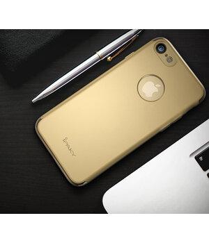 """Противоударный чехол """"iPaky"""" Joint золотой для iPhone 7/8"""