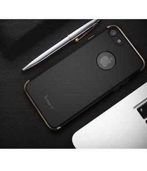 """Противоударный чехол """"iPaky"""" Joint черный для iPhone 7/8"""
