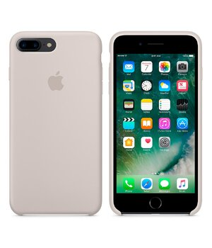 "Чехол ""Apple"" Silicone Case для iPhone 7 Plus/8 Plus Stone (HC)"