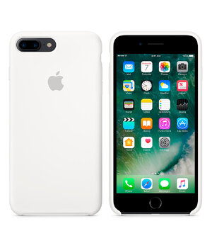 "Чехол ""Apple"" Silicone Case для iPhone 7 Plus/8 Plus White (HC)"
