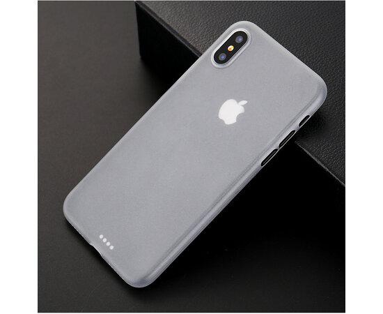 iphone x в белом чехле