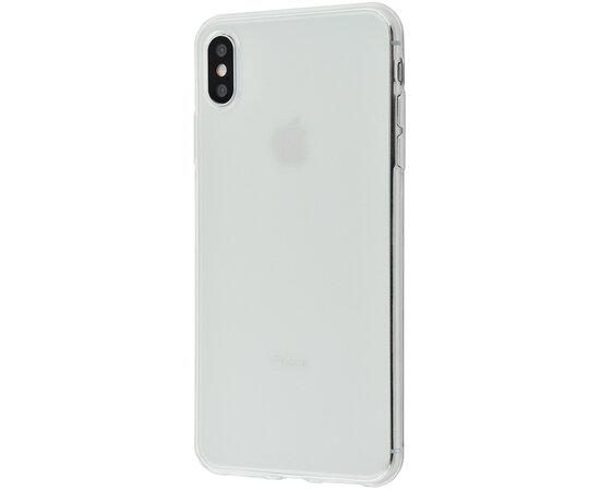 """Силиконовый чехол """"Baseus"""" Simplicity прозрачный для iPhone XS Max"""