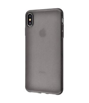 """Силиконовый чехол """"Baseus"""" Simplicity тонированный для iPhone XS Max"""