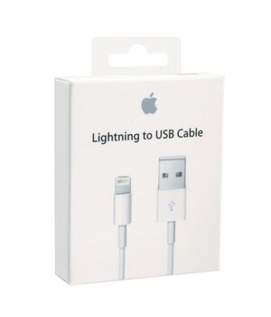 Lightning USB (AAA) 0.5m кабель для iPhone/iPod/iPad
