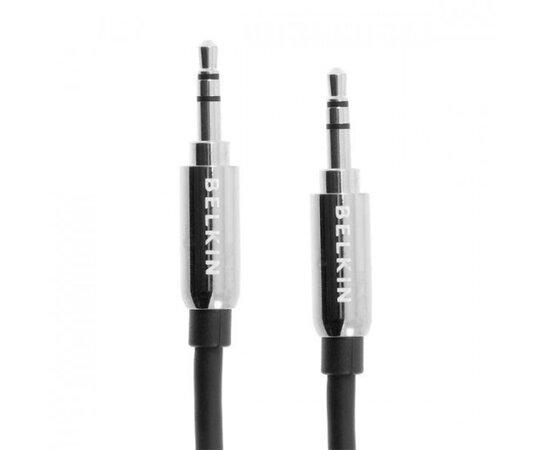 "AUX кабель 3.5mm ""Belkin"" 0.9m черный"