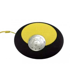 """Bluetooth колонка """"Mini Speaker"""" 4 ВТ желтая"""