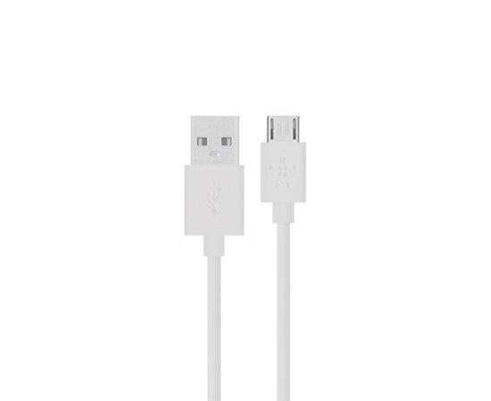"Micro-USB кабель ""Belkin"" 1m белый (Tech)"