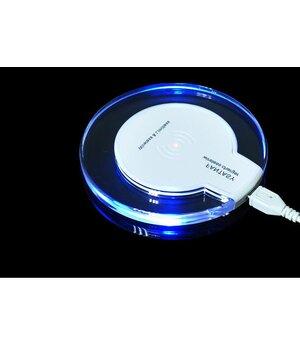 """Беспроводное зарядное устройство """"Fantasy"""" Wireless белое"""