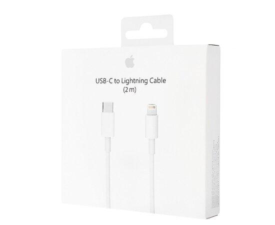 Оригинальный Apple USB-C to Lightning Cable (2m) для iPhone, iPad, iPod
