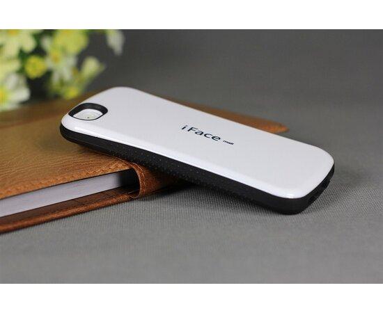 Антиударный чехол iFace белый для iPhone 5/5S/SE