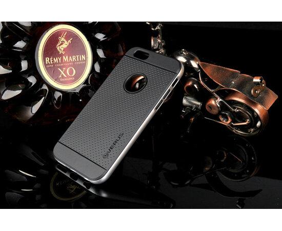 """Антиударный чехол """"Verus"""" серебряный для iPhone 6/6S"""
