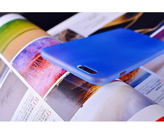 """Ультратонкий чехол """"Ultrathin 0.3mm"""" синий для iPhone 6/6S"""