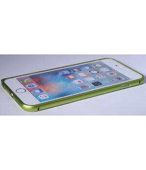 Алюминиевый зеленый бампер для iPhone 6/6S