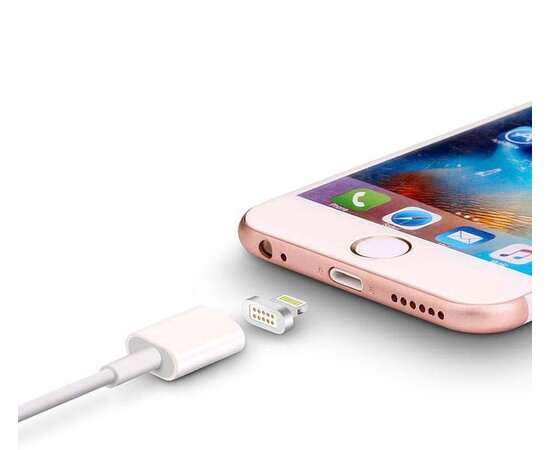 Магнитный Lightning USB кабель WSKEN X-cable для iPhone/iPod/iPad