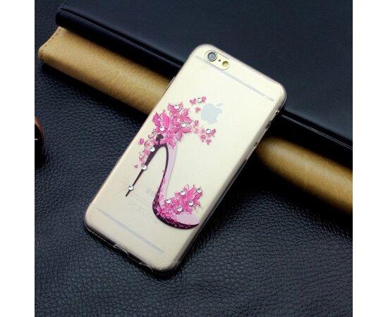 """Чехол """"Туфелька"""" силиконовый для iPhone 6/6S"""