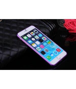 Алюминиевый фиолетовый бампер для iPhone 6/6S