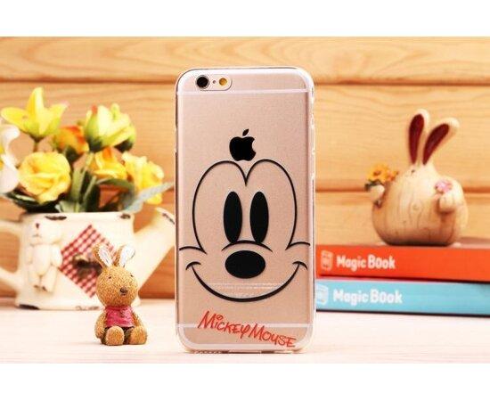 """Чехол """"Микки Маус"""" силиконовый для iPhone 6/6S"""