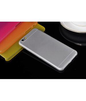 "Ультратонкий чехол ""Ultrathin 0.3mm"" серый для iPhone 6 Plus/6S Plus"