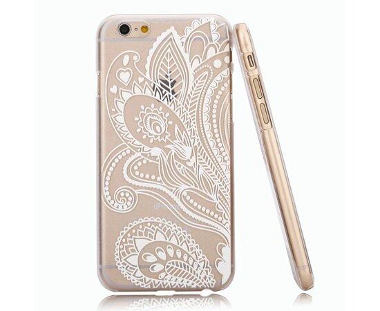 """Чехол """"Узор"""" пластиковый для iPhone 6 Plus/6S Plus"""