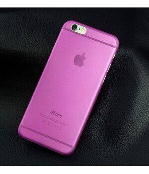 "Ультратонкий чехол ""Ultrathin 0.3mm"" розовый для iPhone 6 Plus/6S Plus"
