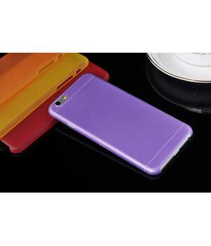 "Ультратонкий чехол ""Ultrathin 0.3mm"" фиолетовый для iPhone 6 Plus/6S Plus"