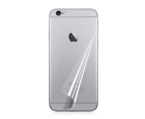 Задняя матовая защитная пленка для iPhone 6/6S