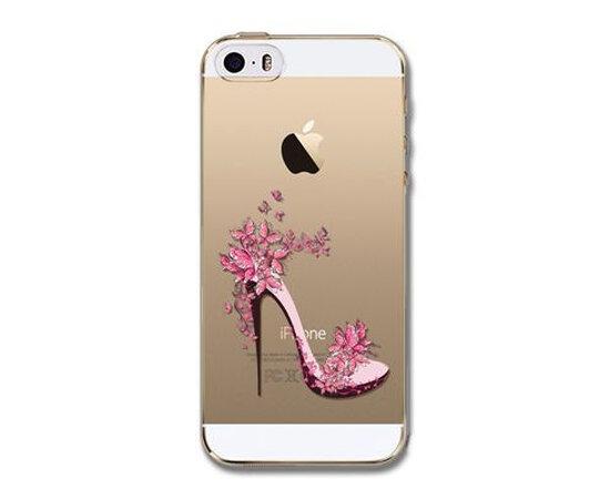 """Чехол """"Туфелька"""" силиконовый для iPhone 5C"""