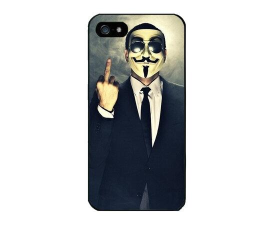 "Чехол ""Anonymous"" пластиковый для iPhone 6/6S"