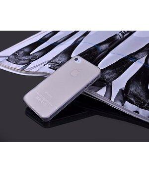 "Ультратонкий чехол ""Ultrathin 0.3mm"" серый для iPhone 4/4S"