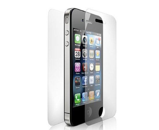 Комплект пленок (передняя+задняя часть) для iPhone 4/4S