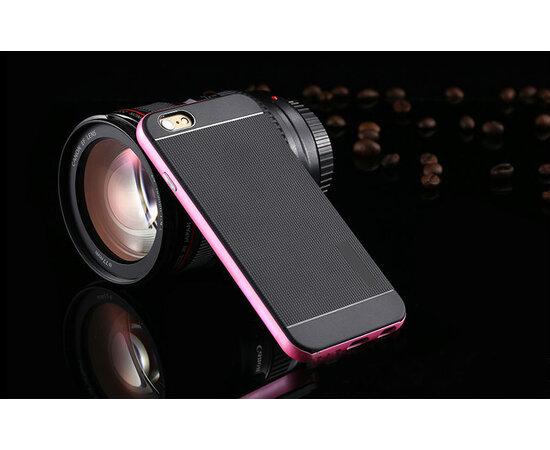 """Антиударный чехол """"Neo Hybrid"""" розовый для iPhone 6 Plus/6S Plus"""