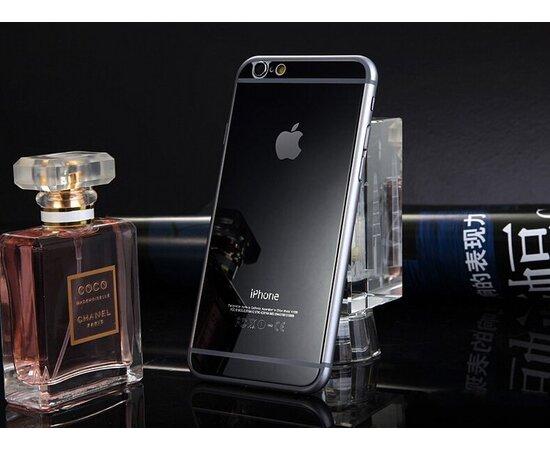 Заднее черное стекло для iPhone 6 Plus/6S Plus