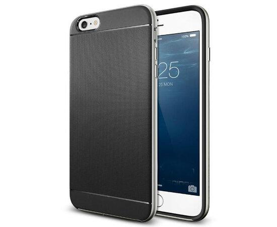 "Антиударный чехол ""Neo Hybrid"" серебряный для iPhone 6 Plus/6S Plus"